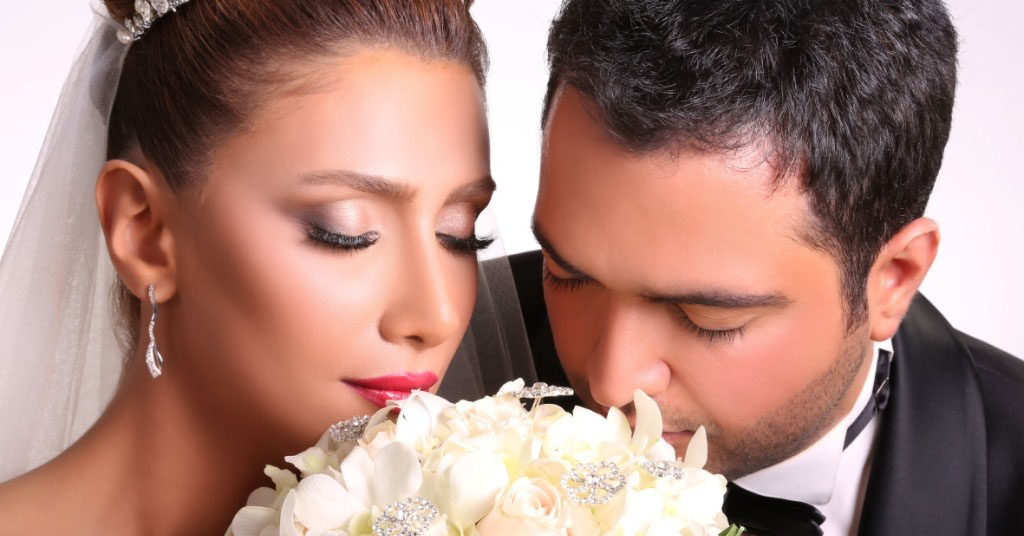 Mohsen Salehi and Mahsa Amirliravi wedding